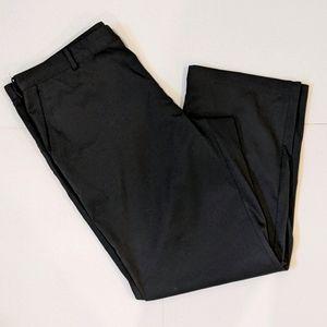 Nike Golf black golf pants 40x32
